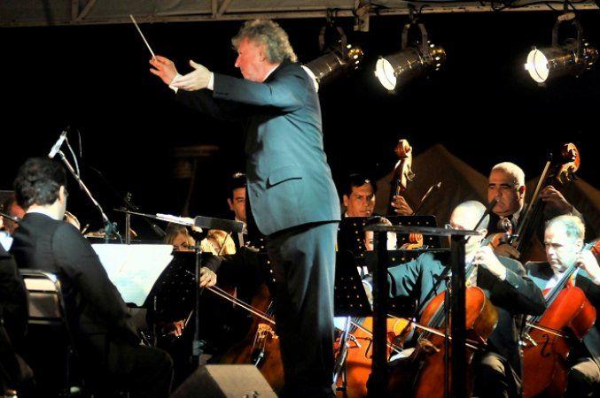 La iniciativa del festival es de Camposanto San Marcos y cuenta con el auspicio del Colegio San Esteban, de la Parroquia Espíritu Santo y la Producción de Conciertos en el Bosque, una empresa argentina con 20 años de trayectoria en la organización de este tipo de eventos musicales.