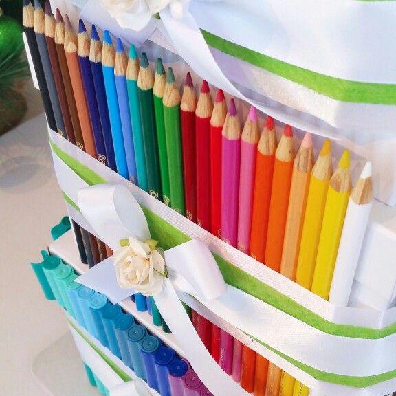 Happy Mardi Gras Sydney! We hope you are enjoying a colourful evening!  #ZoeyDeZigns #NappyCakes #NappyCake #DiaperCakes #DiaperCake #HospitalGift #CorporateGift #PracticalGifts #ThankYou #Bespoke #Teacher #TeacherGifts #TeacherCake  #Gift #HappyMardiGras #MardiGras #MardiGras2016 #Sydney #Rainbow #Colour #Crayola #Pencils  #Australia #MadeInAustralia #ShopMadeIt #ShopEtsy #EtsyShop #Delivered #AustraliaWide #Melbourne