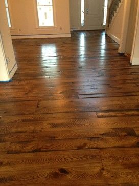 11 best images about custom floor stain pine on pinterest for Unstained hardwood floors