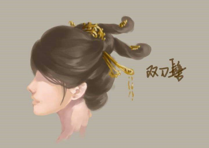Ancient Chinese Hair Style For Women