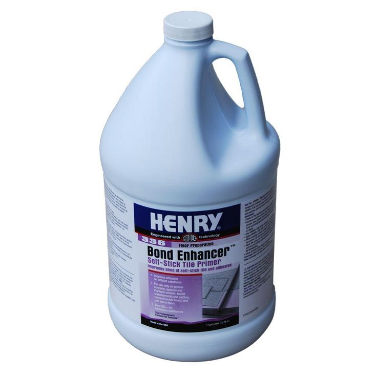 Henry 336 1-gal. Bond Enhancer Self-Stick Tile Primer-12056 - The Home Depot