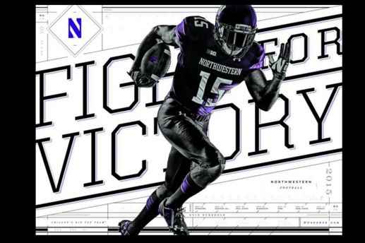 4. Northwestern Wildcats