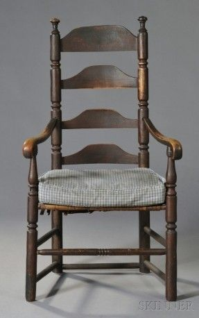 18 Best Images About Chairs Slat Back Chair On Pinterest