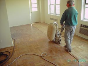 Can you change the color of your hardwood floors - Refinish hardwood flooring - Westchester NY