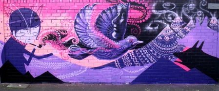 on James St in Fitzroy