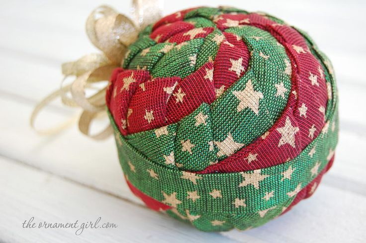 for sale Quilted Pinwheel Ornament Pattern