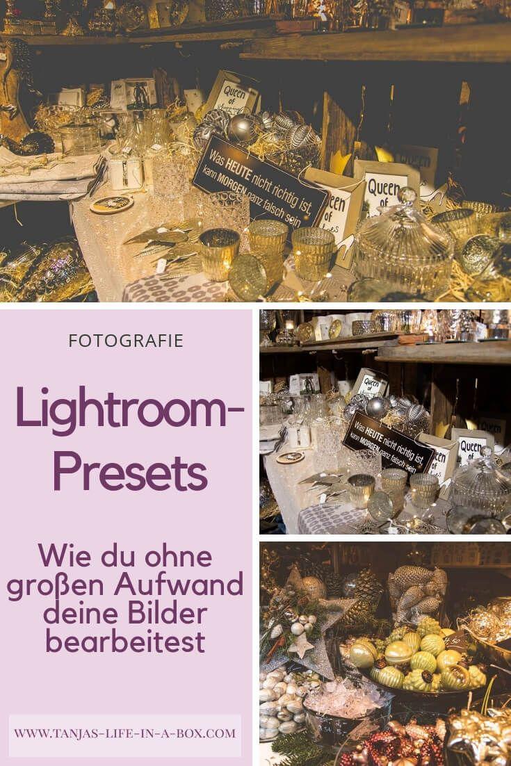 Wie du mit Lightroom Presets Fotos ohne Aufwand bearbeiten kannst