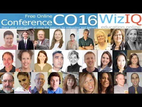 Connecting Online Conference (CO16)