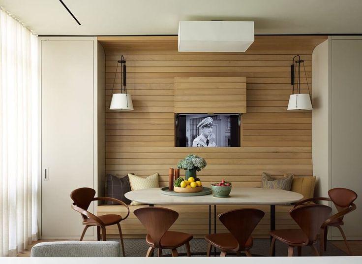 Лофт в Нью-Йорке | Про дизайн|Сайт о дизайне интерьера, архитектура, красивые…