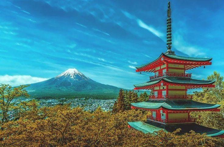 Fun Facts About Mount Fuji, Japan
