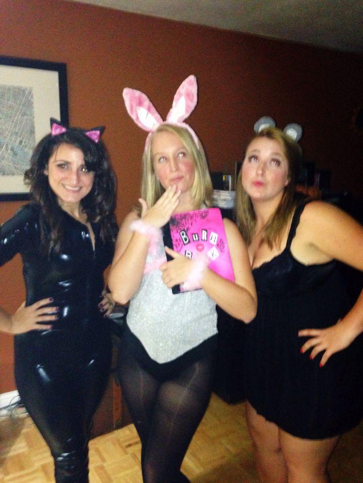 Halloween Costume Mean Girls And Burn Book That39s So  sc 1 st  Meningrey & Mean Girls Halloween Costume Ideas - Meningrey