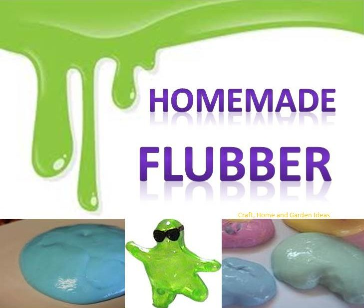 homemade flubber many other fun stuff for kids.