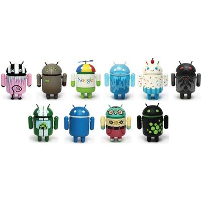 Muñeco Android Oficial