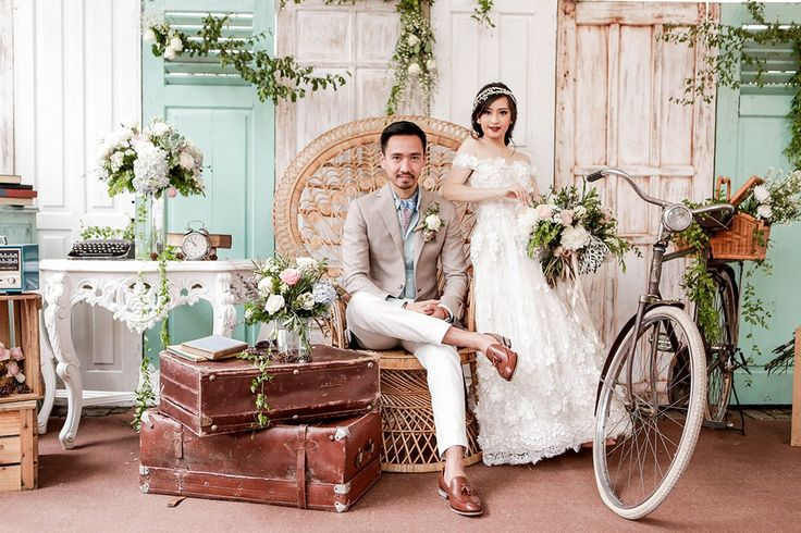 Intimate Vintage Rustic Wedding of Vanessa and Yura - _o3a7170