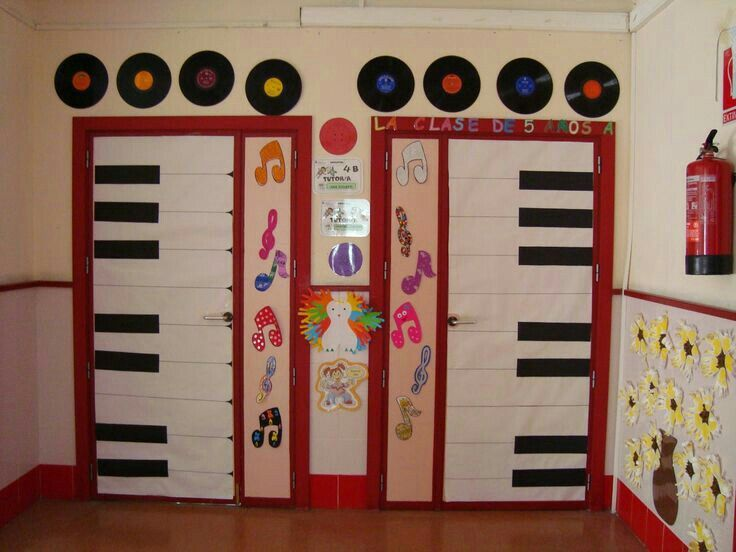 Music and Decor