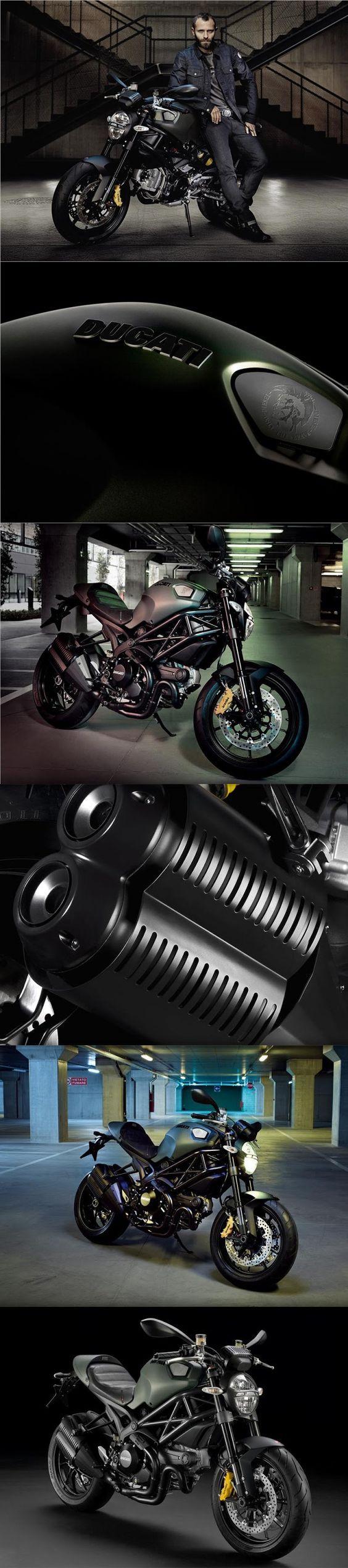 Ducati Monster 1100 Evo Diesel