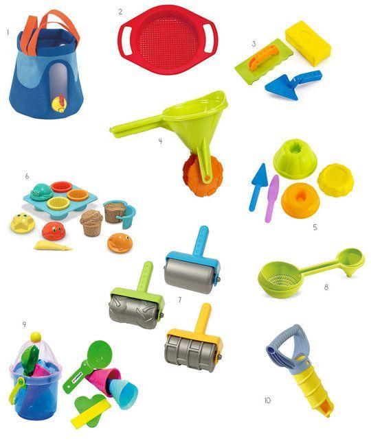 Beyond the Bucket: Sandbox & Beach Toys   Apartment Therapy