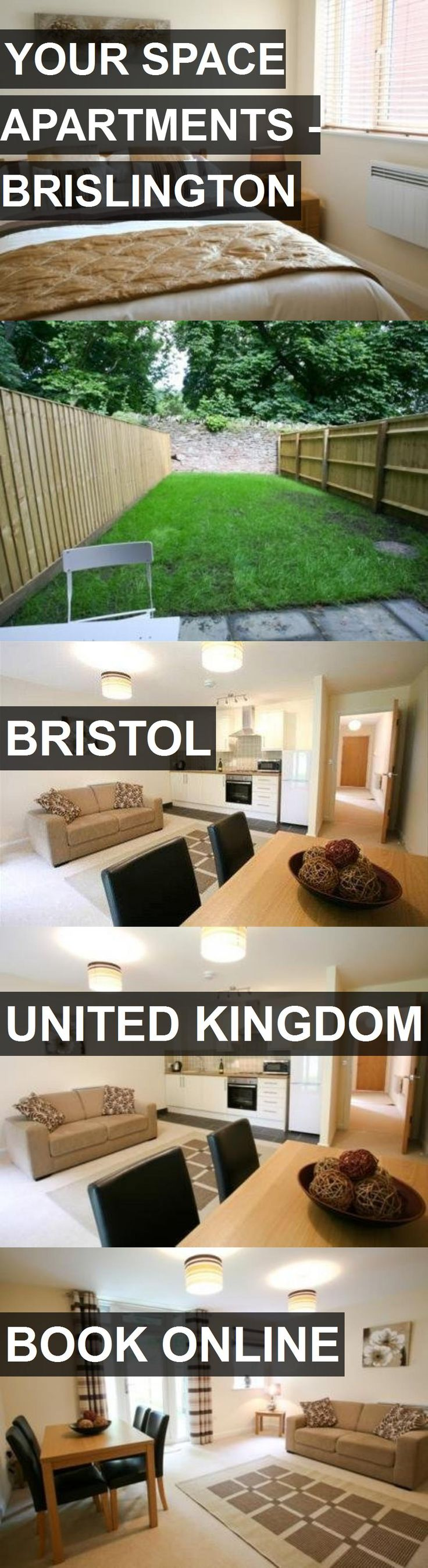 YOUR SPACE APARTMENTS - BRISLINGTON in Bristol, United Kingdom. For more information, photos, reviews and best prices please follow the link. #UnitedKingdom #Bristol #travel #vacation #apartment