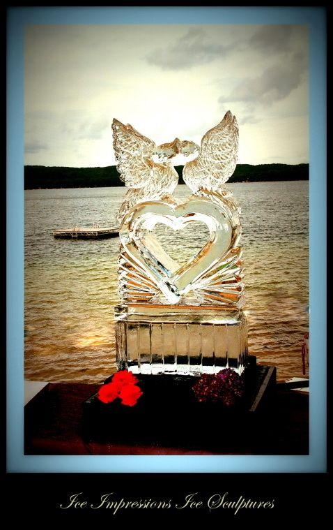 Wedding Ice Sculptures