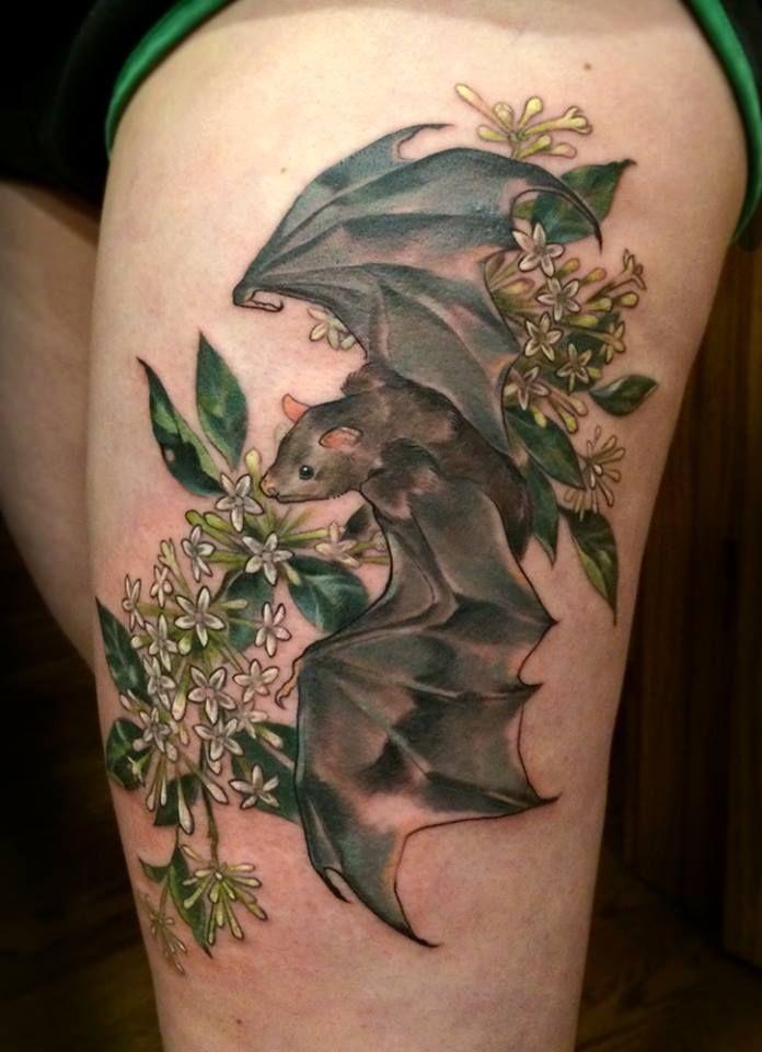 Stephanie Brown, tattoo artist (16)