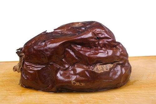 ... sweet potato gratin with smoky breadcrumbs smoky eggplant dip