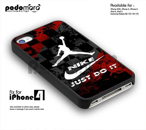 Nike Just Do It Jordan - iphone 4