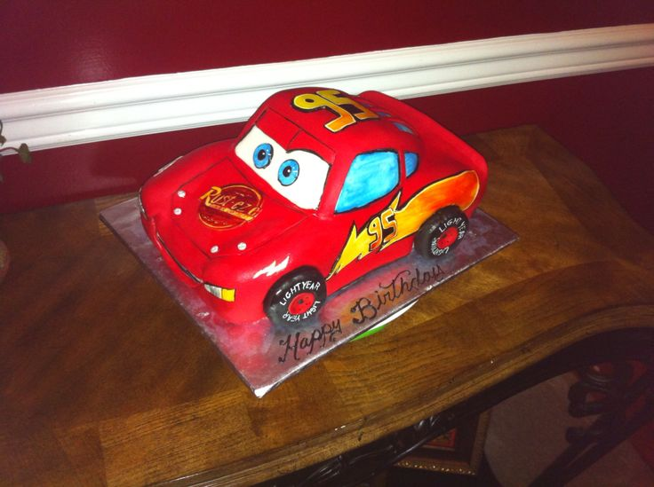 Lighting mc queen  cars birthday cake & 25+ unique Mc queen cars ideas on Pinterest | Disney cars party ... azcodes.com