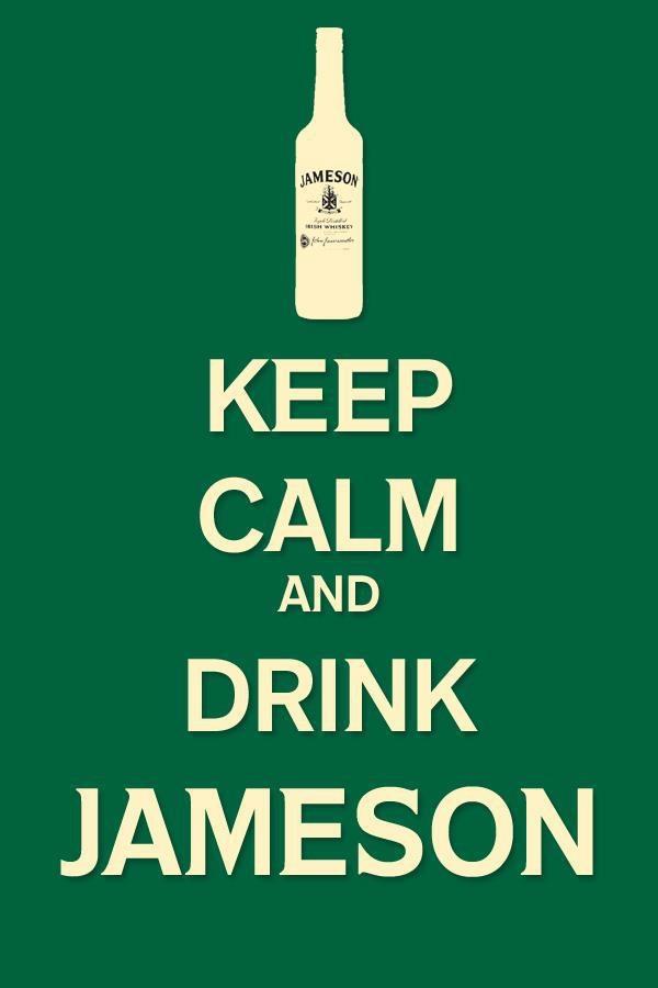 how to drink jameson irish whiskey