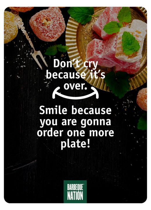 Can't stop smiling? Can you? #foodify