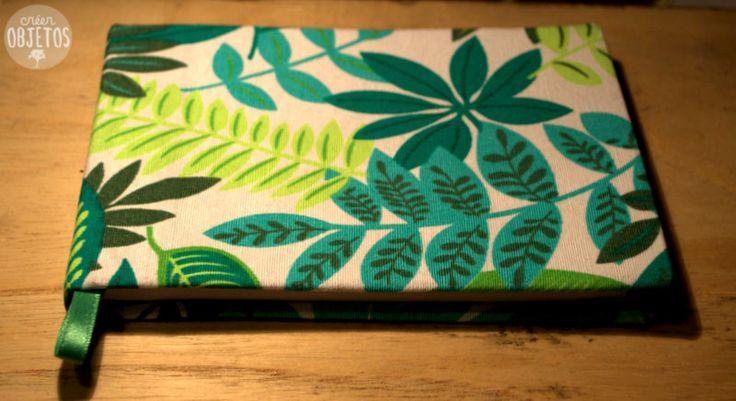 Cuadernitos artesanales - 80 hojas lisas blancas A6