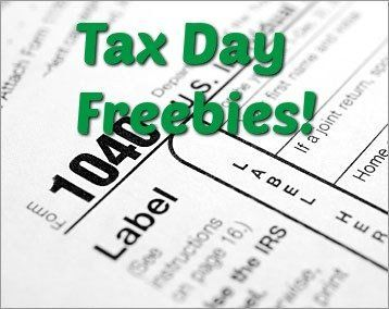 2018 Tax Day Freebies and Deals! Lots of free food and some great discounts :: http://www.heyitsfree.net/tax-day-freebies/
