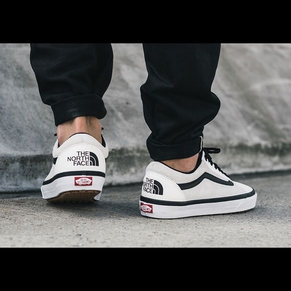 NORTH FACE VANS | Chaussure homme mode, Chaussure skate, Soulier homme