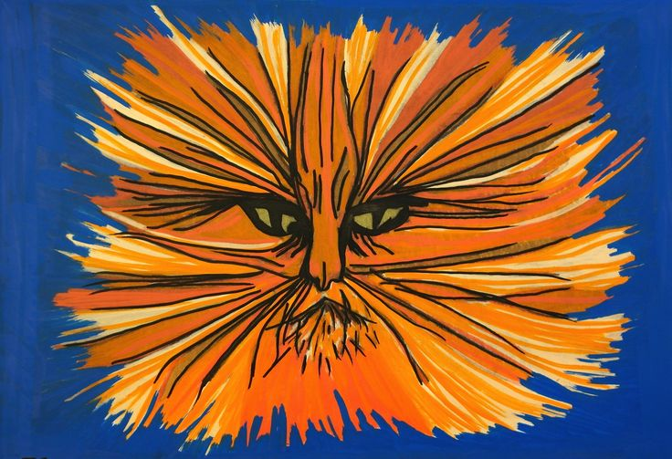 Peaches our cat #art #painting #kids #books #dogs #education #paintings #paint #penandink #watercolors #oils #tv #education #cartoon #animation #inspiration #Yorkshire #terriers #space #meteorites #astronomy #turbo #turboshouse #zaquelinesouras #zsouras