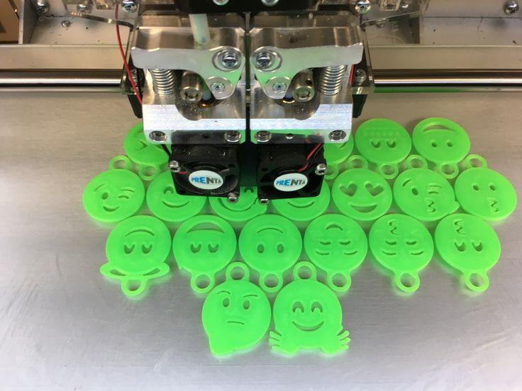 Emoji avaimenperiä