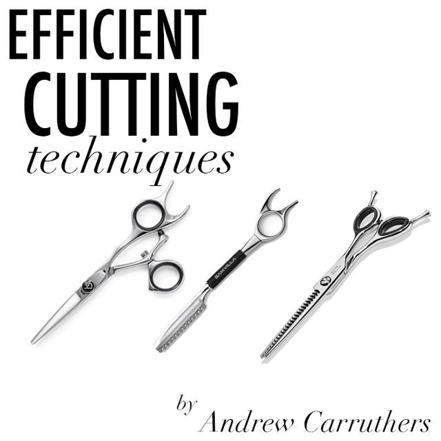 Efficient Cutting Techniques by: Andrew Carruthers on Bangstyle, House of Hair Inspiration