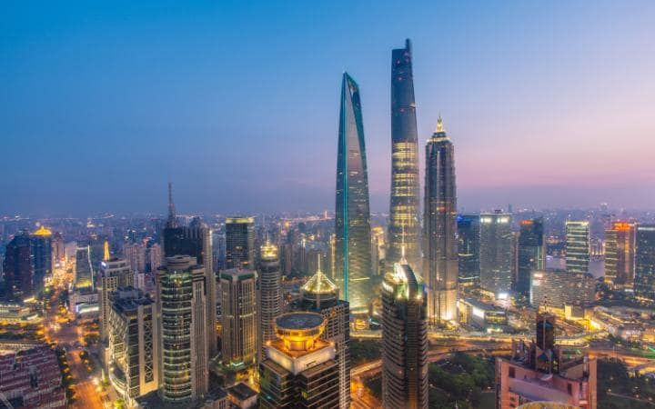 Shanghai Tower, Jin Mao, World Financial Tower | Supertall Trio