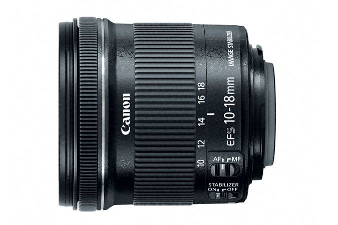 $269.99  Canon EF-S 10-18mm f/4.5-5.6 IS STM | Canon Online Store
