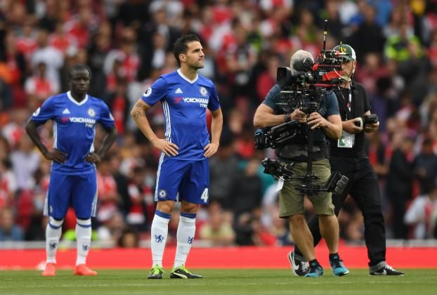 #rumors  Chelsea FC transfer news: Cesc Fabregas to be offered escape route by Juventus in January