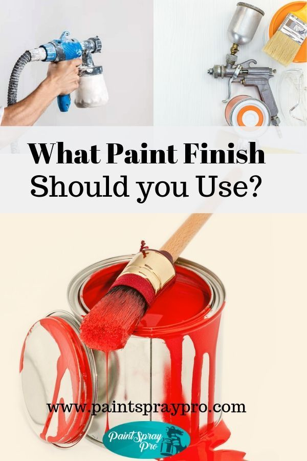 Semi Gloss Vs Eggshell (With images) | Paint finishes ...