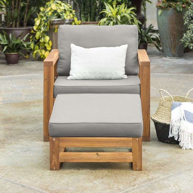 Lounge Chair Outdoor Patio Chairs, Outdoor Furniture Reviews