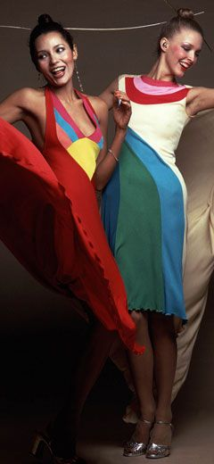 Stephen Burrows: When Fashion Danced Mar 22 through Jul 28 @ Museum of the City of New York
