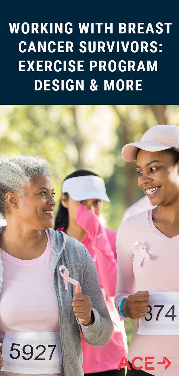 Breast cancer survivor exercise plan