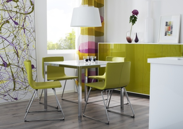 22 best dining chair images on pinterest dining chairs for Chaise bernhard ikea