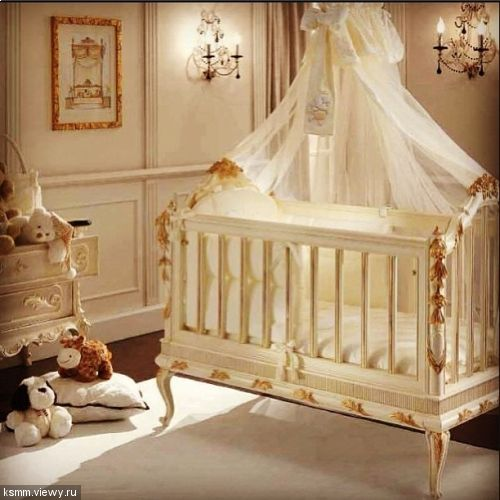 19 Adorable Ideas For Decorating Small Nursery: 135 Best Images About BABY CRIBS & BASSINETTES On