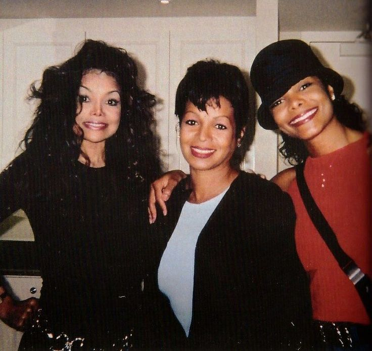 latoya and janet jackson - photo #16