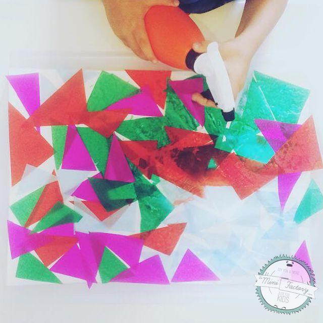 Transfer Art - Colora con la carta velina | MiniFactory