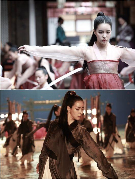 'The Treacherous' Lim Ji-yeon mesmerizes moviegoers @ HanCinema :: The Korean Movie and Drama Database