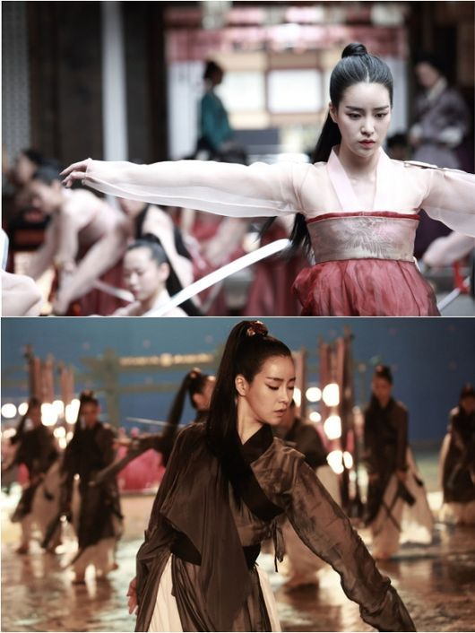 'The Treacherous' Lim Ji-yeon mesmerizes moviegoers @ HanCinema :: The Korean Movie and Drama Database