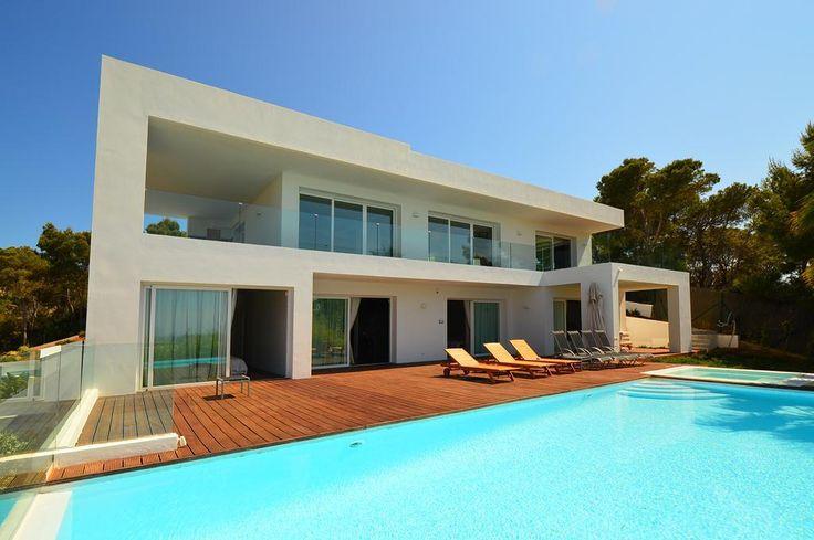 25 mejores im genes de casas en pinterest piscinas - Casa menorca barcelona ...