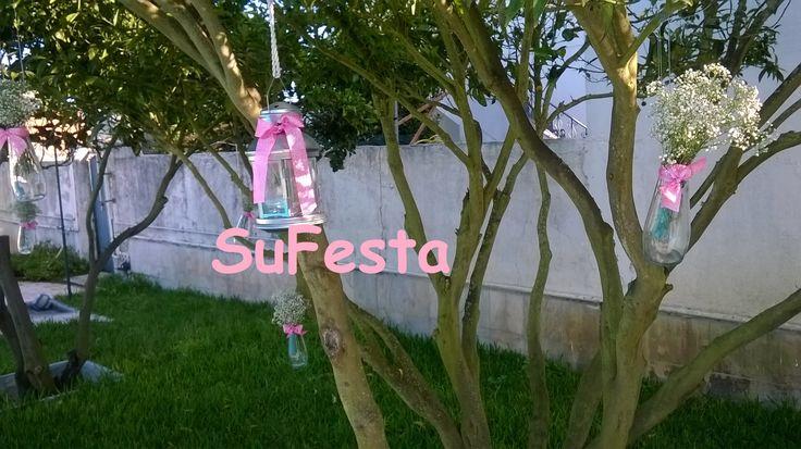 Rosa Charme Decor exterior suspenso